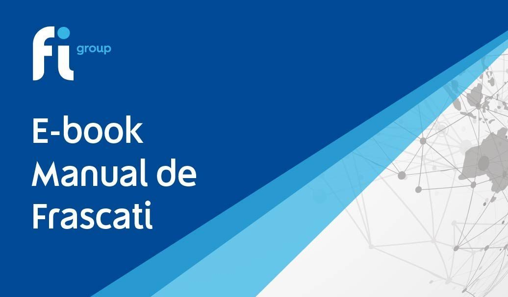 E-Book capa pequena – Manual de Frascati